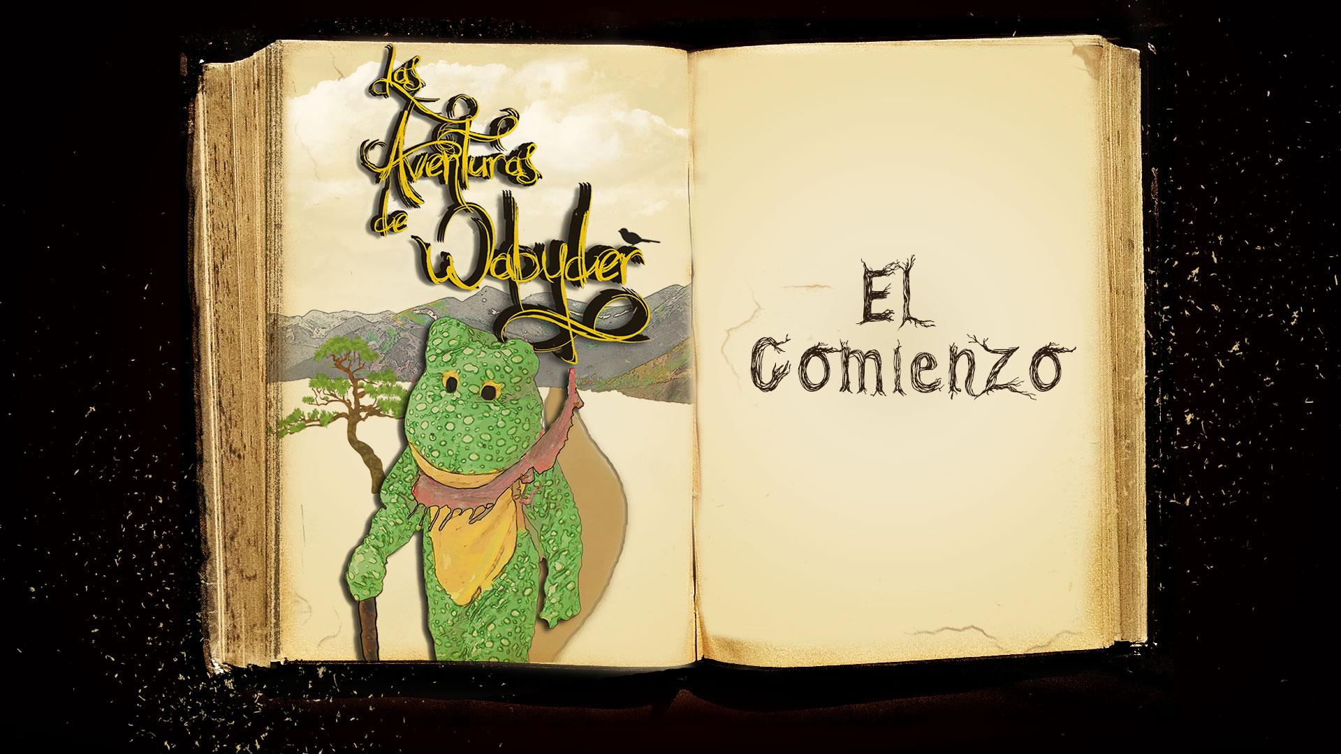 Wabyder- Comienzo